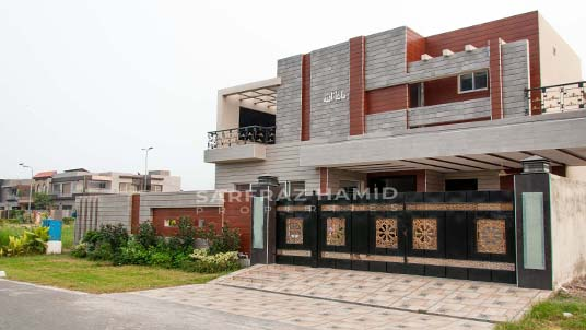1 Kanal House For Sale – Sector A – Eden City – Phase 8 – DHA