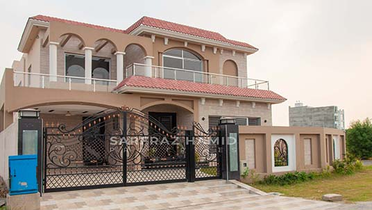 1 Kanal House For Sale – Sector A – Eden City – Phase 8 DHA