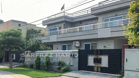 1 Kanal House For Sale – Sector A – Phase 6 – DHA