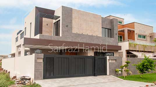 1 Kanal House For Sale – Sector F – Phase 6 – DHA