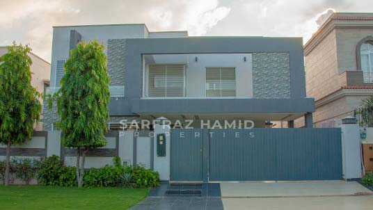 1 Kanal House For Sale – Sector G – Phase 5 – DHA