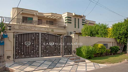 1 Kanal House For Sale  – Sector M – Phase 1 – DHA