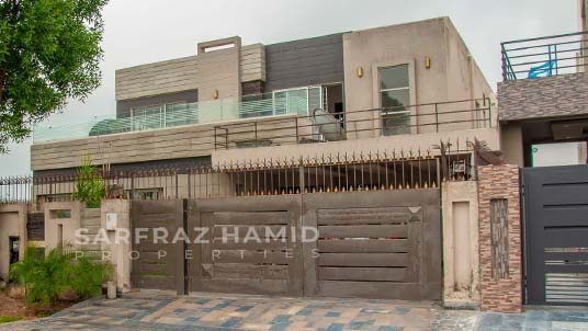 1 Kanal House For Sale – Sector R – Phase 7 – DHA