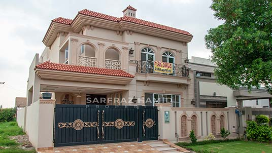 10 Marla House For Sale –  Ex. Park View – Phase 8 –  DHA