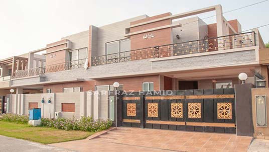 10 Marla House For Sale – Sector B – Eden City – Phase 8 – DHA