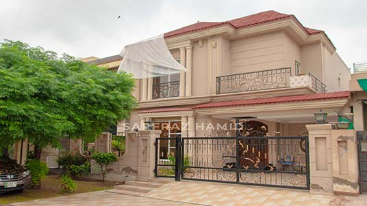 10 Marla House For Sale – Sector D – Phase 6 – DHA