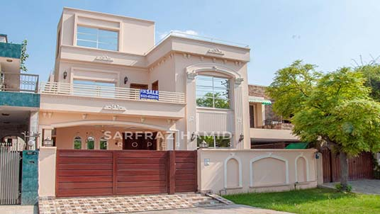 10 Marla House For Sale – Sector S – Phase 1 – DHA