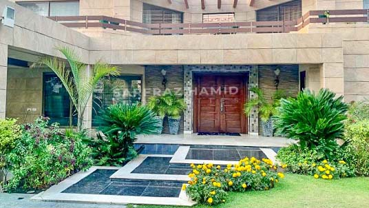 2 kanal House For Sale – Phase 1 – Sector M – DHA