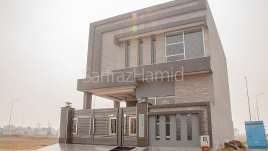 5 Marla House For Sale – Sector A – DHA 9 Town