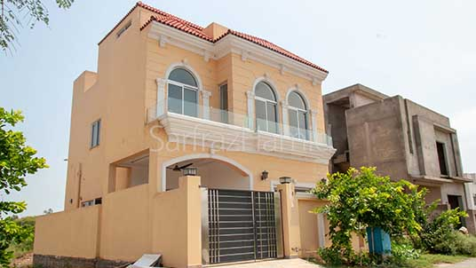 5 Marla House For Sale – Sector B – DHA 9 Town