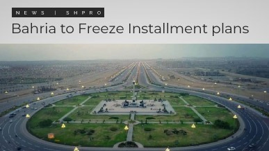 Bahria Town in talks to freeze installment plans