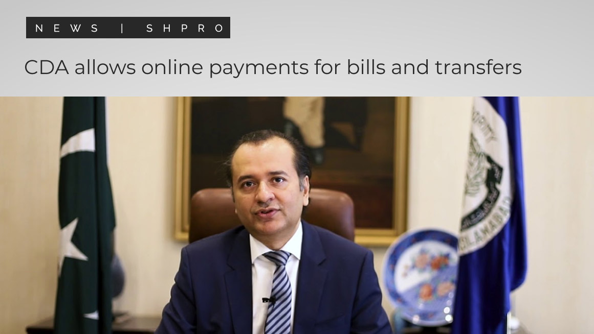 CDA allows online payments for bills and transfers