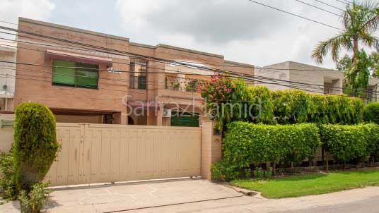 2 Kanal House For Sale on Lease – Cavalry Ground – Lahore
