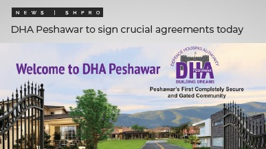 DHA Peshawar to sign crucial agreements today