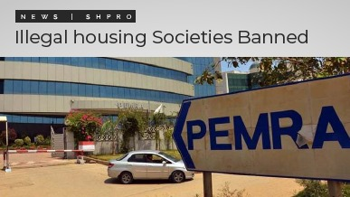PEMRA Requested by RDA to Block Ads of Illegal Housing Societies