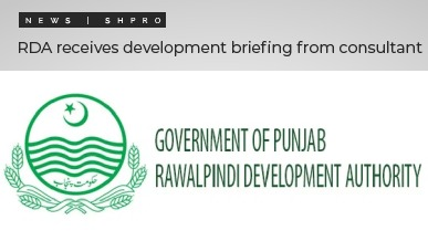 RDA receives development briefing from consultant