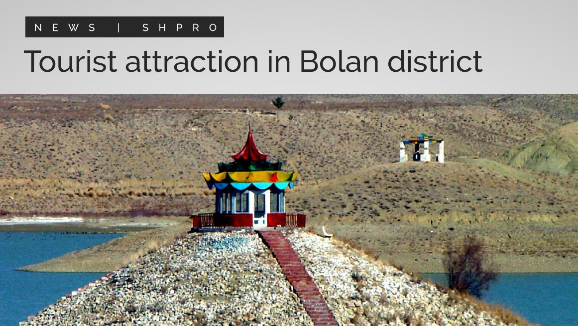 Tourist Attraction in Bolan district