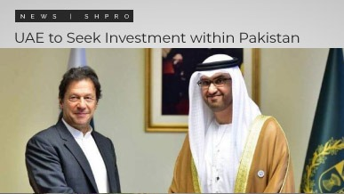 UAE business persuaded to seek investment opportunities within Pakistan